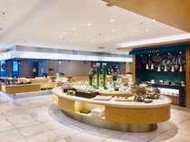 【1泊2食/夕食ビュッフェ】~GreenTerrace~ 2種の蟹と地場食材を使用したビュッフェ