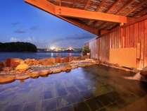 平戸随一の絶景温泉露天風呂。