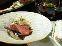 【本日のお肉】和食×イタリアンの創作料理。
