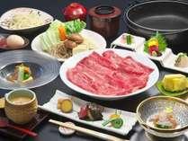 国産牛すき焼き食べ放題プラン