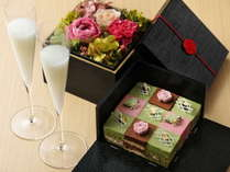 記念日プラン◇結婚記念日や誕生日のご旅行に◇界のお祝い箱付き