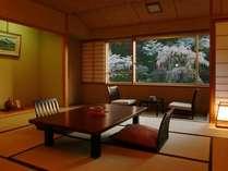 じゃらんnet2015年度秋田県売上第1位(旅館編)【美観のお部屋をお約束】庭園を望む自慢の客室確約プラン♪