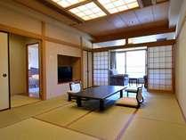 特別室1306号室「和室12畳」~大切な人と過ごす特別な場所。この空間で、あなたはどんな会話をしますか。
