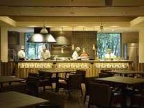 ◆ビュッフェレストラン「マルコポーロ」/2014年7月19日、ライブキッチン新設