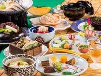 【創作和食会席膳2019.7-9月】海の美味を集めた全13品!