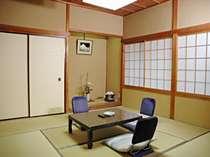 8帖アウトバス・トイレの和室