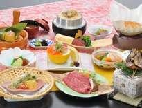 【おすすめ】春の郷土料理会席プラン(2015)
