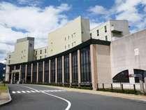 施設外観,岐阜県,かんぽの宿恵那