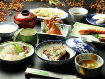 N≪お手軽≫味の宿の新鮮魚介を味わう♪品数10品程度の、お手軽会席プラン♪1泊2食付き