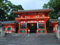 のんびり京都観光はいかがでしょうか♪昔ながらの風情ある街並みに癒されます…☆(八坂神社)