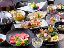 田乃倉の懐石料理 一例