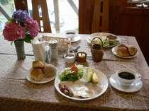 ある日の朝食!
