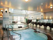 様々な効果が期待できる浴槽が16種類♪楽しくて健康になれるお風呂です。