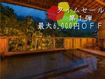 ☆☆今ダケ!!☆☆2人で【最大6,000円OFF】!!期間限定のタイムセール第1弾