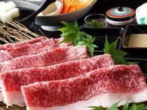 魯山人が晩年に食した伝説のしゃぶすきが味わえるコース