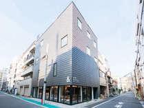 &AND HOSTEL KURAMAE WEST (東京都)