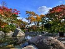 殿方庭園露天風呂