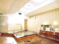 温泉鉱石大浴場【銀杏の湯】