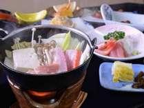 *夕食(イメージ)/当館女将が作る手作り料理をご堪能ください。