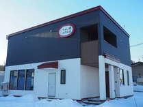 札幌市手稲山の麓、国道5号線沿いに「ちょい寝ホテル札幌手稲」はあります