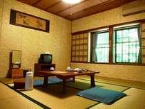 基本和室の一例