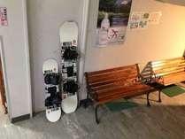 レンタルスノーボード うれしい子供用レンタルあり
