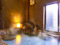 ■温泉大浴場■透明でなめらかな泉質はお肌に優しく湯冷めしにくいと好評です