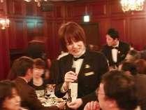 【4月19日限定】☆第69回 山の手ワインパーティ☆演出とともに素敵なディナータイムを☆