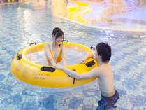 【ラグーン】流れるプール