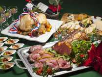 【早期予約28】≪Xmasカップル≫温泉デートでクリスマス★夕朝食:Premium Dining