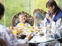 【グランシャリオ】朝食もおなかいっぱいお召し上がりください(^^