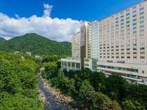 定山渓ビューホテル(2021年8月1日オープン)