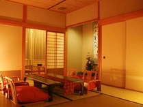 4室だけの特別室(一例)※お部屋タイプはお選びいただけません。