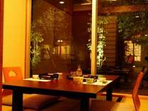 レストラン(座敷)