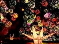 【9月8日開催★2018きほく燈籠祭★BBQプラン】花火の見える「孫太郎オートキャンプ」へ送迎付き