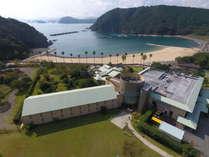 熊野の海と熊野の山に囲まれた地に佇む【ホテル季の座】