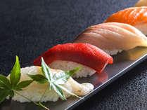 【Summer Collection】夕食時に握り寿司をご用意致します!(写真は一例です)