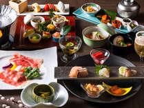 【もりの風茶寮・2019年冬】北海道と新潟県の名物や郷土料理を会席仕立てでご提供します。