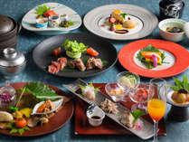 【もりの風茶寮・2019年秋】今回は北海道と山形県の名物料理を会席仕立てでご用意致します。