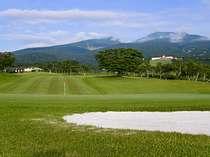 【ゴルフプラン】赤倉ゴルフコース