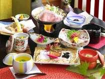 【日本料理】地元近郊の味と上州の地酒をお楽しみください。(イメージ)