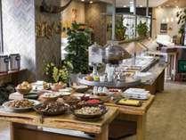TORITON朝食時間6:00~10:00