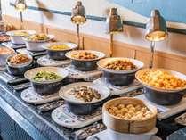 【ポモドーロ】朝食ブッフェ 陽光ふりそそぐレストランポモドーロ。