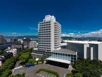 【外観】阪神甲子園駅から徒歩2分!キッザニア甲子園、球場も徒歩圏です!