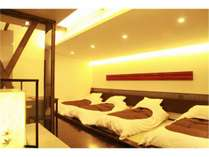*2階和室 4人部屋 ガーデンビュー