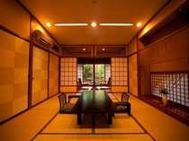 【けやき】和室10畳+広縁