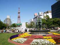 【大通公園】テレビ塔