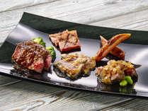 『朝食ブッフェ+plus』武藏窯のグリルは人気実演メニュー