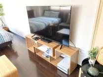 N1 55型テレビを設置しました。(2020年12月時点)