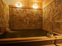 離れの温泉「海音の森」成分が月毎に変わる薬湯